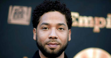 "FILE - In this May 20, 2016 file photo, actor and singer Jussie Smollett attends the ""Empire"" FYC Event in Los Angeles."