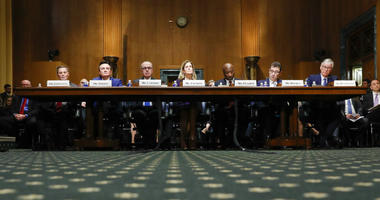 Senate Finance Committee hearing on drug prices, Tuesday, Feb. 26, 2019 on Capitol Hill in Washington