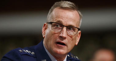 Air Force Gen. Terrence O'Shaughnessy