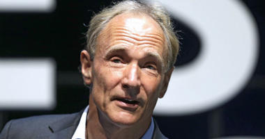 In this Tuesday, June 23, 2015 file photo, English computer scientist Tim Berners-Lee, best known as the inventor of the World Wide Web, attends the Cannes Lions 2015, International Advertising Festival in Cannes, southern France.