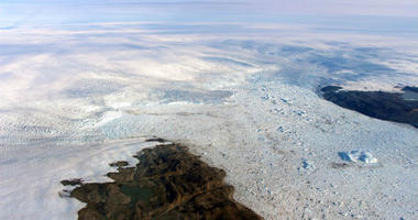 The major Greenland glacier that was one of the fastest shrinking ice and snow masses on Earth is growing again, a new NASA study finds.