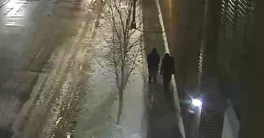 Surveillance video shows two people of interest in an attack on Jussie Smollett.