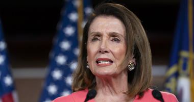 Speaker of the House Nancy Pelosi, D-Calif., speaks to the media at a news conference on Capitol Hill in Washington, Thursday, May 2, 2019.