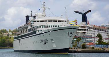 The Freewinds cruise ship