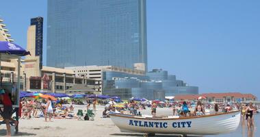 The former Revel Casino Hotel in Atlantic City.