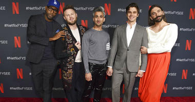 "Netflix's show ""Queer Eye"" says it's bringing fabulousness to the masses for two more seasons."