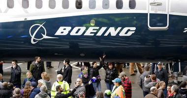 Boeing says it's providing $100 million over several years to help families and communities affected by two crashes of its 737 Max plane that killed 346 people.