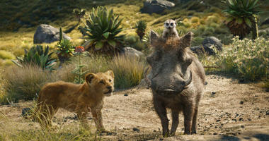 "The Walt Disney Co. is ruling the box office again with the record-breaking debut of ""The Lion King"" this weekend."