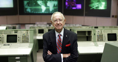 Chris Kraft, the founder of NASA's mission control, died Monday, July 22, 2019, just two days after the 50th anniversary of the Apollo 11 moon landing. He was 95.