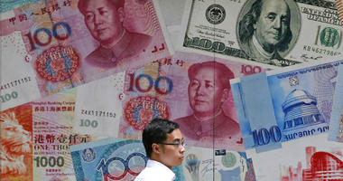 China's yuan fell below the politically sensitive level of seven to the U.S. dollar on Monday, Aug. 5, 2019, possibly adding to trade tension with Washington.