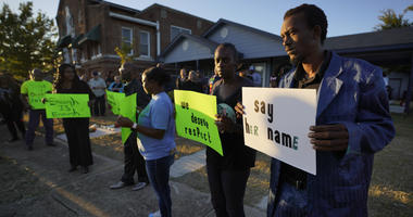 Vigil for Atatiana Jefferson