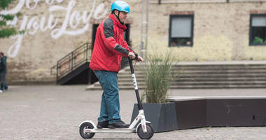 Bird Electric Scooter