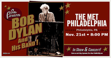 Bob Dylan on sale Friday