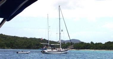 Tortola in the Virgin Islands