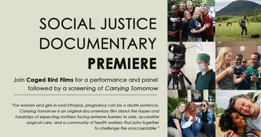 This week brings the premiere of a short film Villanova University students have been working on since September.