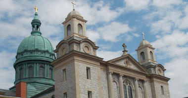 The Cathedral of Saint Patrick in Harrisburg, Pennsylvania is a contributing property in the Harrisburg Historic District.