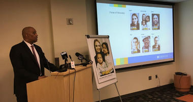 """Behavioral health Commissioner David Jones launches new ad campaign proclaiming """"BUPE works."""""""