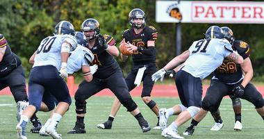 Ursinus College junior quarterback Tom Garlick is entering his third season as the starter for the Bears.