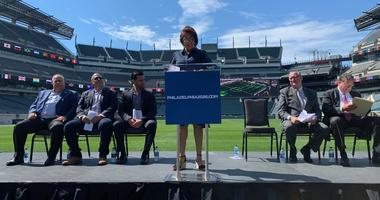 the Philadelphia Convention and Visitor's Bureau has an update on the city's bid to be one of 16 North American host cities for the 2026 FIFA World Cup.