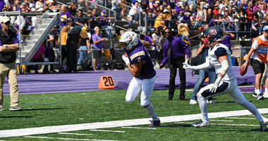 Senior wide receiver Lex Rosario leads West Chester with 14 catches.
