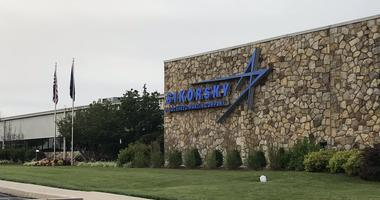 Lockheed Martin's Sikorsky helicopter plant in Coatesville won't close by the end of the year as originally planned. The company's CEO says she made the decision after President Trump requested the place stay open.