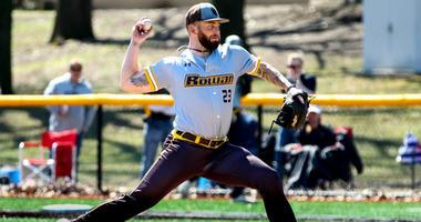 Senior RHP Danny Serreino has a 2.40 ERA this season for Division III Rowan University.