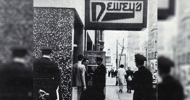 Dewey's at 17th and Chancellor in Philadelphia, c. 1965