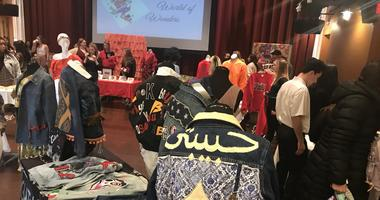 About 100 Jefferson University Students opened up a pop up fashion boutique on it's East Falls Campus to help raise money to support cancer patients.
