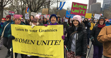 Women's March on Philadelphia