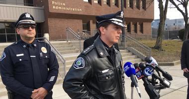 Camden County Police Chief Scott Thomson