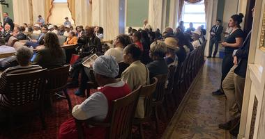 City Council hearing on racist posts by officers