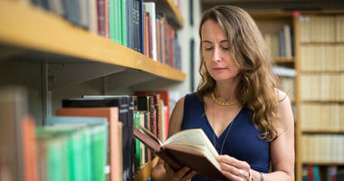 Emily Wilson is a classicist and Greek translator and teaches classical studies and literary theory at Penn.