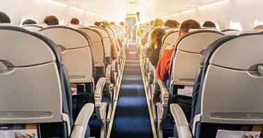 Air travel.