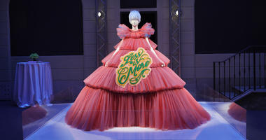 "The Costume Institute's spring 2019 exhibition ""Camp: Notes on Fashion."""