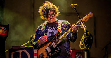 Singer-songwriter Ryan Adams