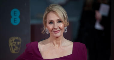 J.K. Rowling attends the 70th EE British Academy Film Awards (BAFTA) at Royal Albert Hall on February 12, 2017 in London, England.