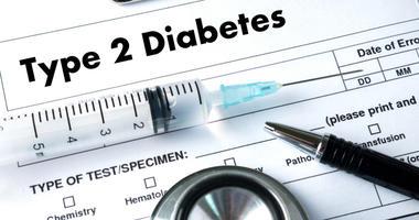 Type 2 diabetes.