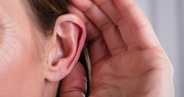 Hearing problems.