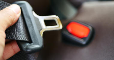As fewer are buckling up, officials reinforce seat belt safety