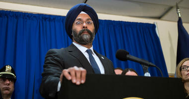 N.J. Attorney General Gurbir Grewal