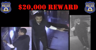 Philadelphia police have released footage of a robbery-turned-murder at Delmar Bar and Lounge in Germantown.
