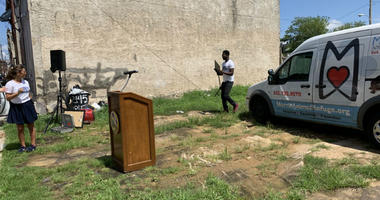 Tiny houses are gaining ground in Philadelphia: A homeless services group broke ground on one last week in Port Richmond, and another group is looking to establish a cluster of them in West Philadelphia.