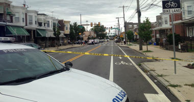 Authorities have responded to a police-involved shooting in Tacony.
