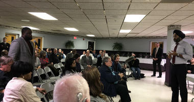 New Jersey's attorney general visited Cumberland County to hold the first in a series of community listening sessions and to talk about efforts to curb excessive use of force by police.