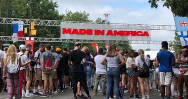 Made in America festival 2018