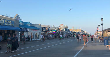 Crowds down the shore are known to start dwindling after Labor Day.
