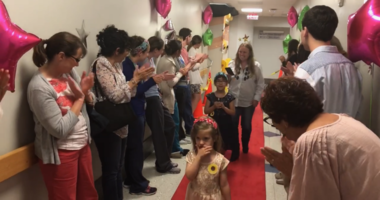 CHOP Prom was a magical evening for hundreds of patients at the Children's Hospital of Philadelphia.