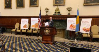 Philadelphia Health Commissioner Tom Farley.