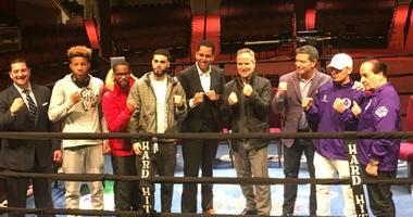 Met Philadelphia Boxing