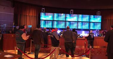 The new sportsbook at Parx Casino launched on Thursday.